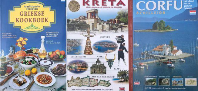 Griekse boeken