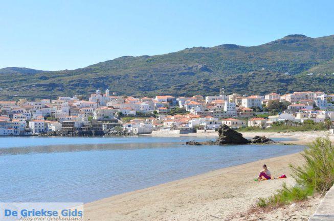 Strand Andros stad