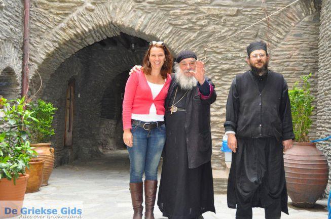 anachrantou klooster Andros