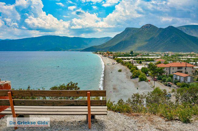 Strand bij Leonidio