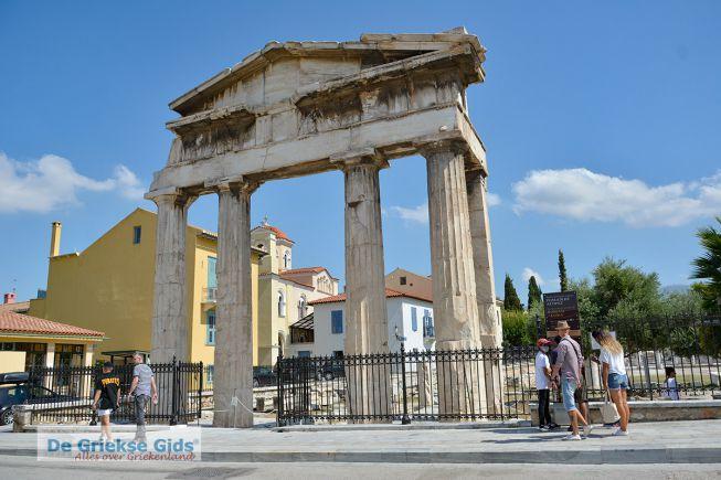 De Poort van Athena Archegetis