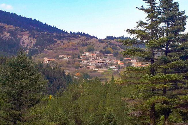 Elati Menalon trail