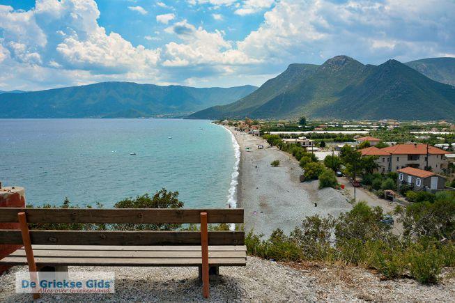 Lakkos strand Leonidio