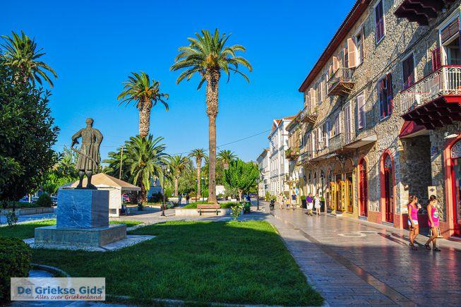 Nafplion, de hoofdstad van Argolis