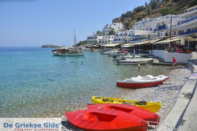 Loutro op Grieks eiland Kreta