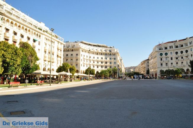 Thessaloniki -  Stedentrips - Citytrips Griekenland