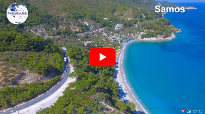Samos Griekenland Video