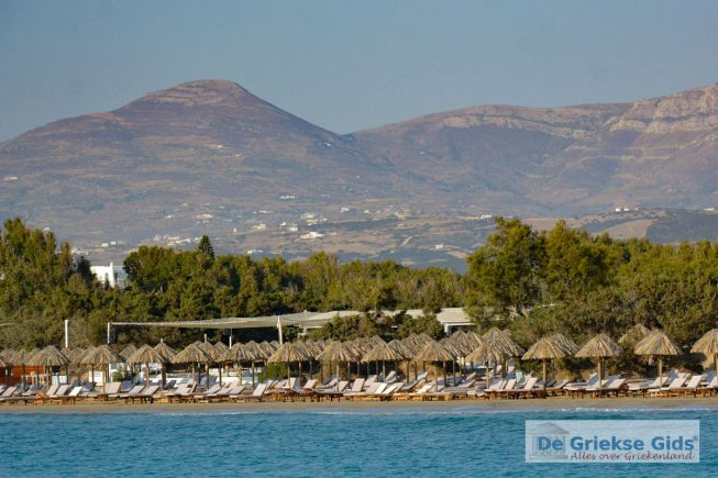 Santa Maria beach Paros