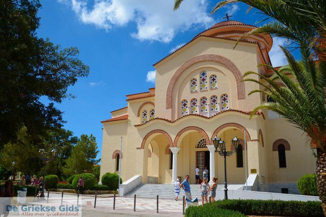 Agios Gerasimos klooster Kefalonia