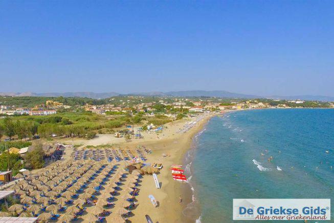 Tsilivi strand Zakynthos