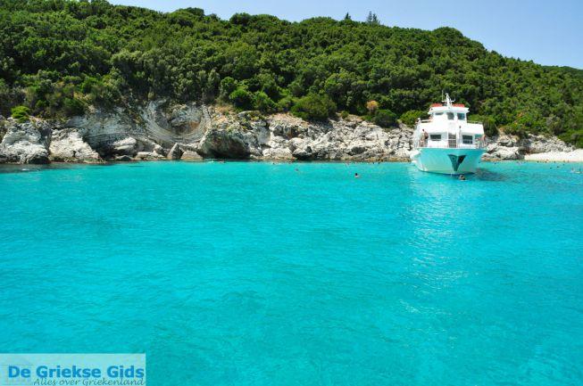 Paxi, Ionische eilanden