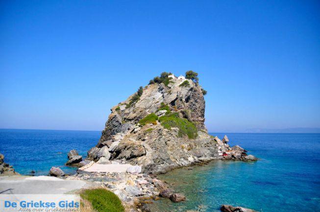 Sporaden eiland Skopelos