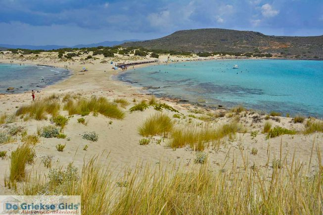 Elafonisos Griekenland