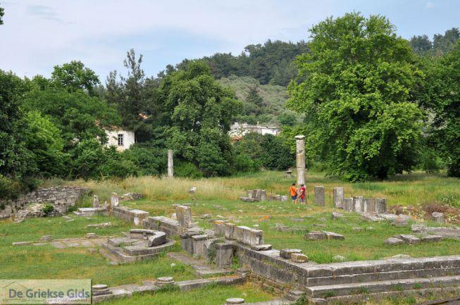 Oude Agora Thassos