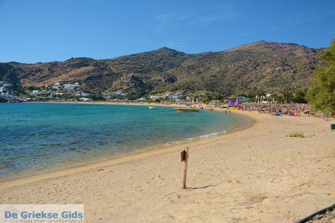 Strand Mylopotas beach Ios