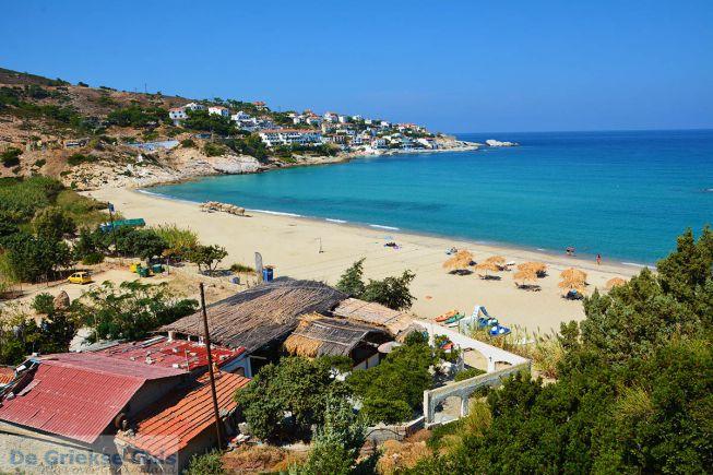 Armenistis, Livadi strand, Ikaria
