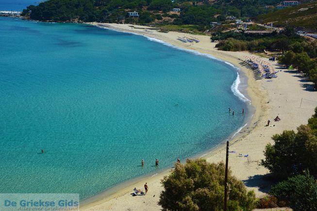 Strand Armenistis Beach