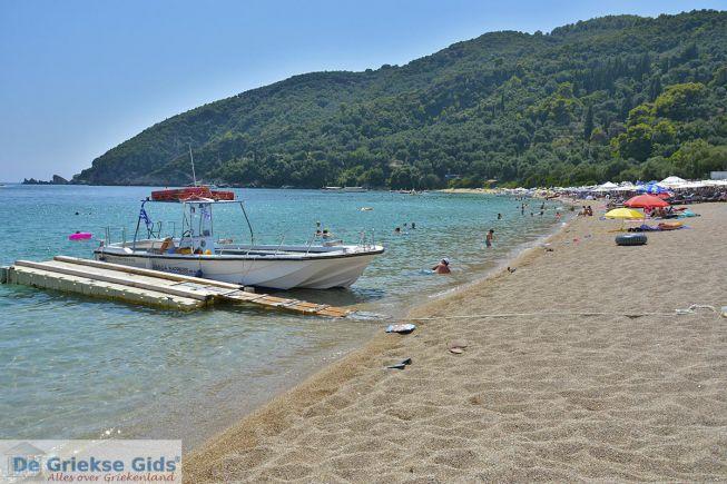 Strand Lichnos beach