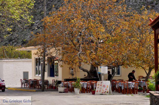 Dorpje Imbros Kreta