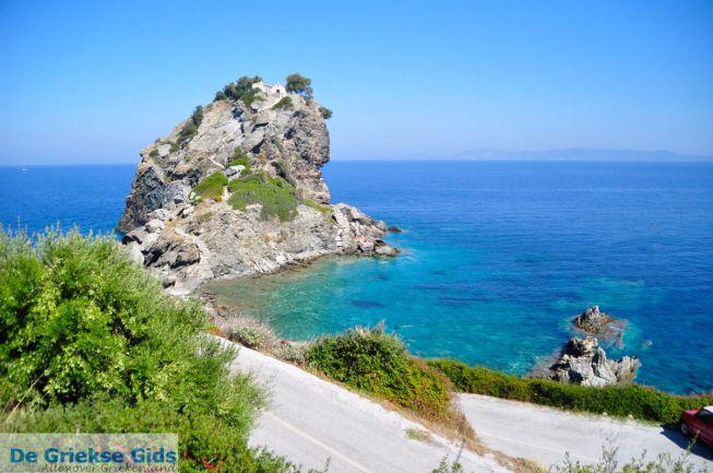 Agios Ioannis kekje Mamma Mia