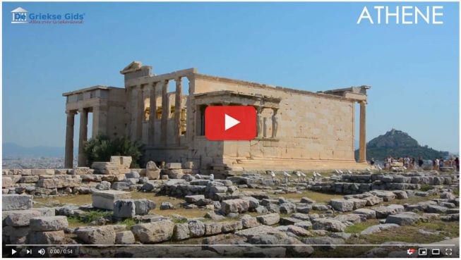 Akropolis Athene video