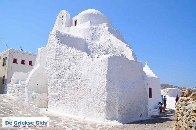 Paraportiani kerk Mykonos