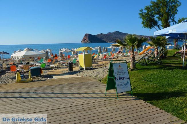 Agia Marina Beach Kreta
