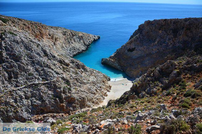 Seitan Limania Akrotiri Kreta