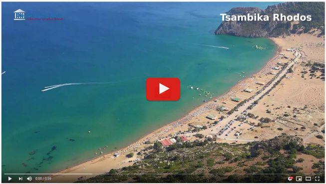 Video Tsambika Rhodos