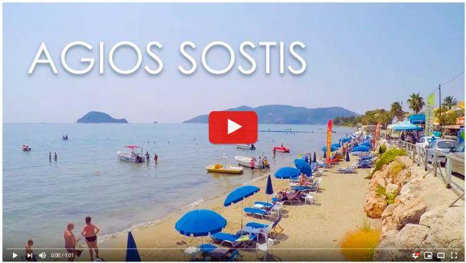 video Agios Sostis