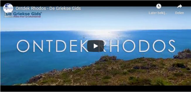Luchtvideo Rhodos