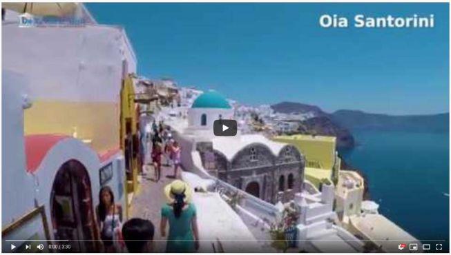 Santorini Video