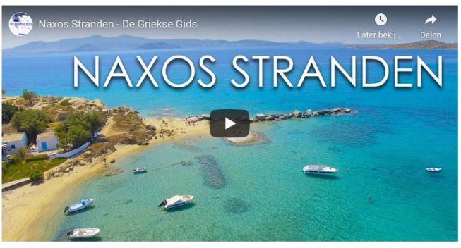 Naxos stranden