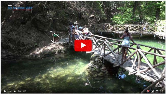 Rhodos vlindervalei video