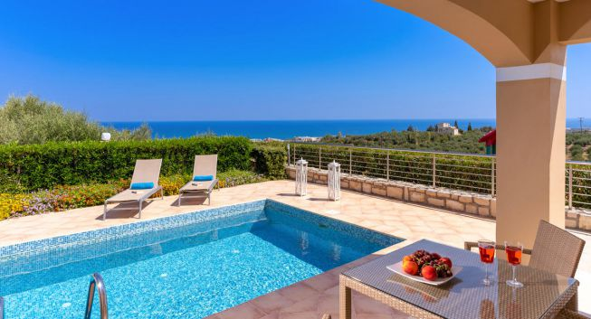 Carme villa's bij Adele Kreta