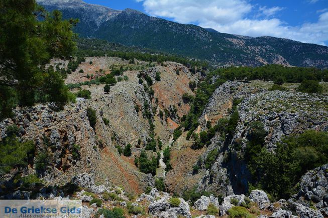 Aradena kloof Kreta
