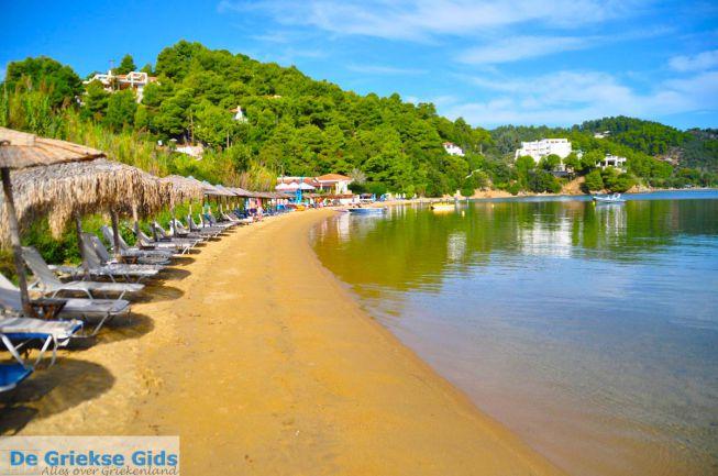 Kanapitsa strand op Skiathos