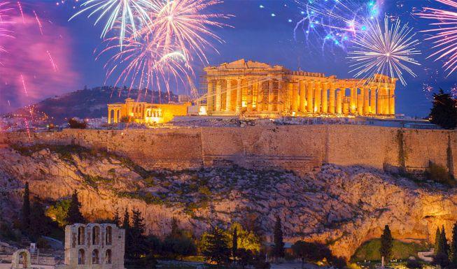 Griekenland oud en nieuw