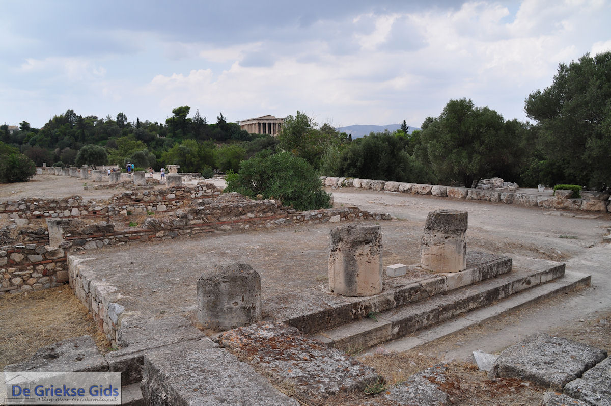 foto Het Theseion in Athene foto 230