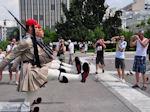 Athene Parlement - De wacht foto 3 - Foto van De Griekse Gids