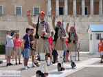 Athene Parlement - De wacht foto 7 - Foto van De Griekse Gids