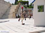 Athene Parlement - De wacht foto 8 - Foto van De Griekse Gids