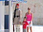 Athene Parlement - De wacht foto 11 - Foto van De Griekse Gids