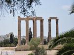 Zuilen Olympische Zeus Athene foto 1 - Foto van De Griekse Gids