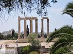 Zuilen Olympische Zeus Athene foto 2 - Foto van De Griekse Gids