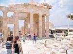 De propyleeen van de Akropolis van Athene foto 2 - Foto van De Griekse Gids
