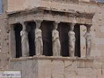 Het Erechtheion, een der voornaamste heiligdommen van de Atheense foto 1Akropolis. - Foto van De Griekse Gids