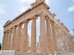 Het Parthenon, op de Akropolis in Athene foto 131 - Foto van De Griekse Gids