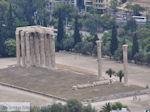 Zuilen Olympische Zeus Athene foto 4 - Foto van De Griekse Gids