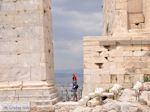 De propyleeen van de Akropolis van Athene foto 3 - Foto van De Griekse Gids